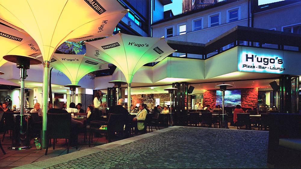 m nchens edel pizzeria bald in frankfurt h 39 ugo 39 s frankfurt. Black Bedroom Furniture Sets. Home Design Ideas