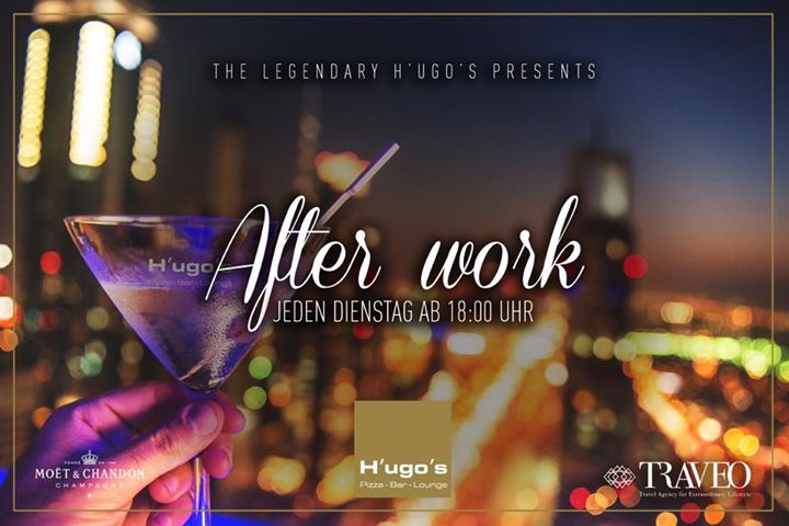 After Work At Hugos Hugos Frankfurt
